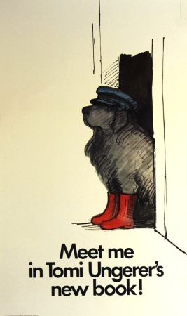 Offset Ungerer - Meet Me In Tomi Ungerer 's New Book