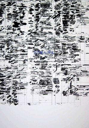 Screenprint Buraglio - Memento