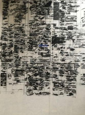 Screenprint Buraglio - Memento, Jordu