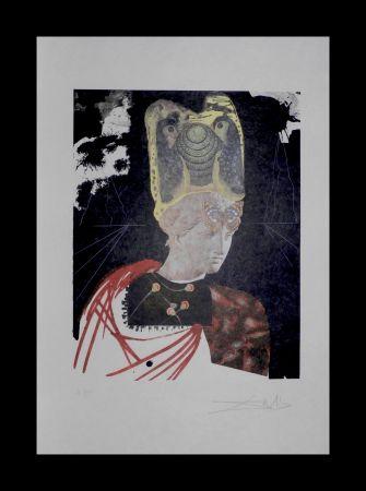 Etching Dali - Memoies of Surrealism Crazy Crazy Crazy Minerv