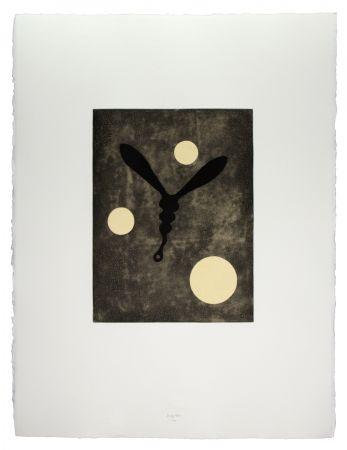 Etching And Aquatint Baroja-Collet - Memoria