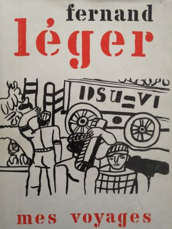 Illustrated Book Leger - Mes Voyages