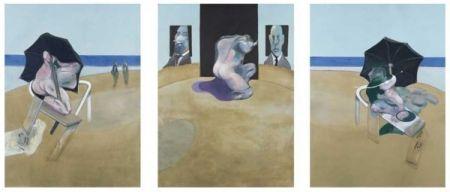 Etching Bacon - Metropolitan Triptych (3)