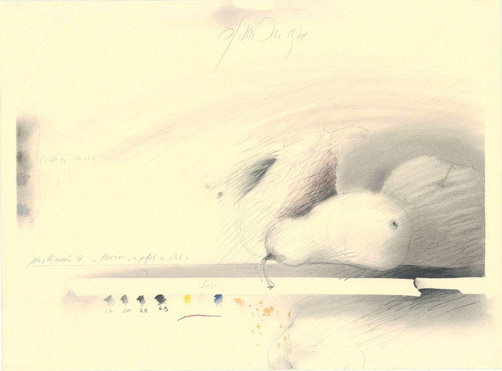 No Technical Sensen - Mettnau 4—Birnen, Apfel + Akt
