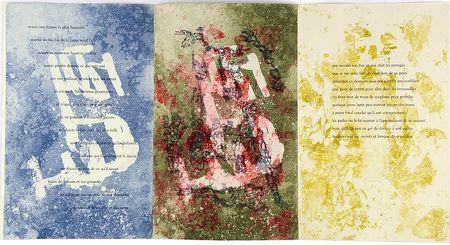 Illustrated Book Bryen - Michel Butor. QUERELLE DES ÉTATS (EO. 1973)