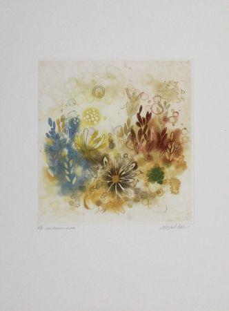 Etching And Aquatint Walker - Midsummer