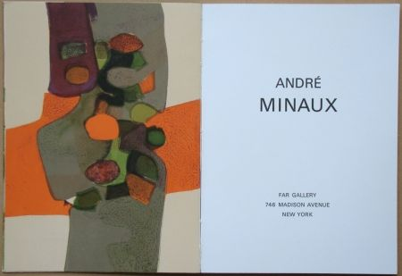 Illustrated Book Minaux - Minaux