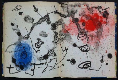 Lithograph Miró - Mirò 1959-1960