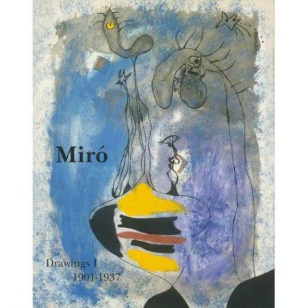 Illustrated Book Miró -  Miró Drawings I: 1901-1937