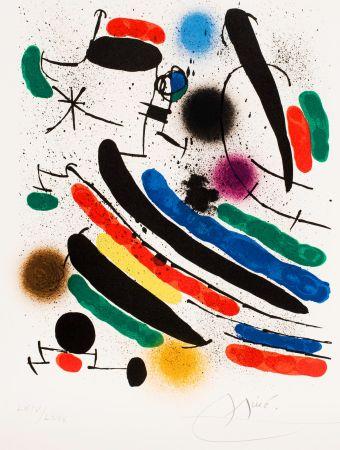 No Technical Miró - Miró lithographe I (Maeght 856)