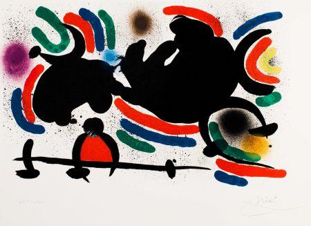 No Technical Miró -  Miró lithographe I (Maeght 860)