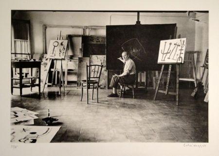 Photography Scheidegger - Miro im Atelier