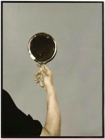 Screenprint Pistoletto - Mirror