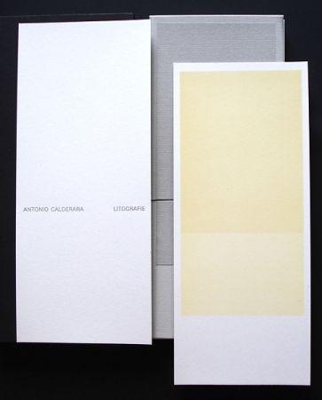 Illustrated Book Calderara - Misura Colore Luce