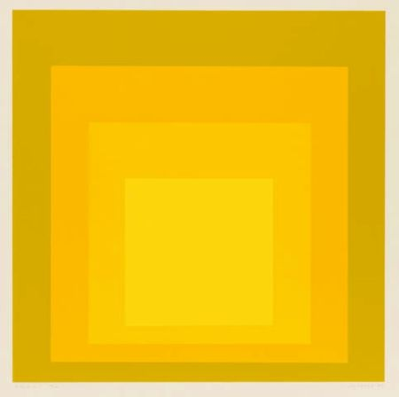 Screenprint Albers - MMA-1