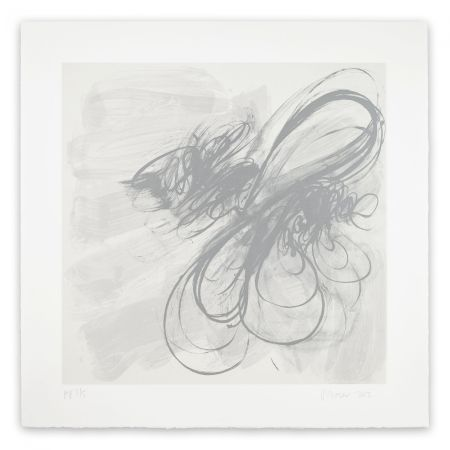 Lithograph Moser - Mobius