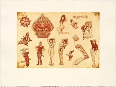 Engraving Lakra (Dr.) - Mod. 1