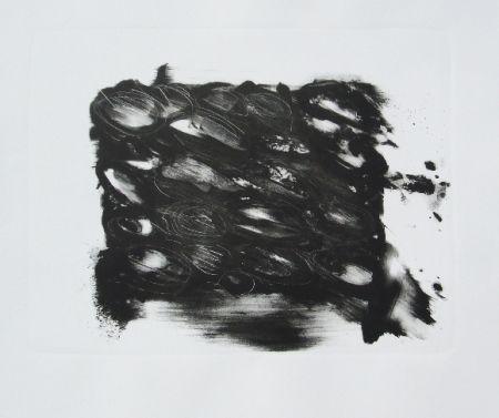 Lithograph Kounellis - MOD 1
