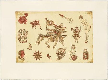 Engraving Lakra (Dr.) - Mod. 10