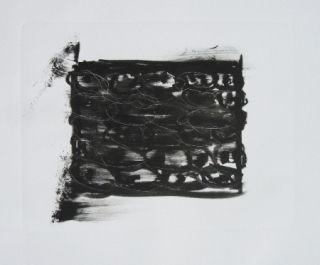 Lithograph Kounellis - MOD 2