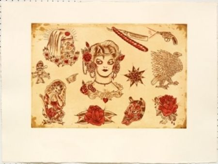 Engraving Lakra (Dr.) - Mod. 2