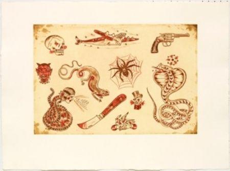 Engraving Lakra (Dr.) - Mod. 3