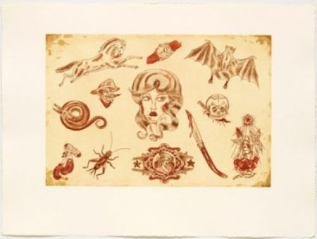 Engraving Lakra (Dr.) - Mod. 4