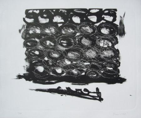 Lithograph Kounellis - MOD 5