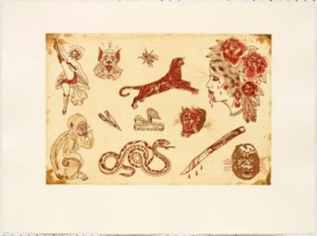 Engraving Lakra (Dr.) - Mod. 5