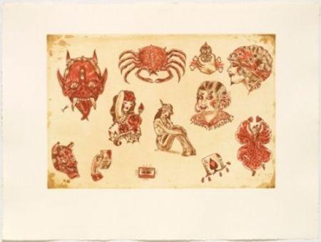 Engraving Lakra (Dr.) - Mod. 7