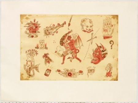 Engraving Lakra (Dr.) - Mod. 9