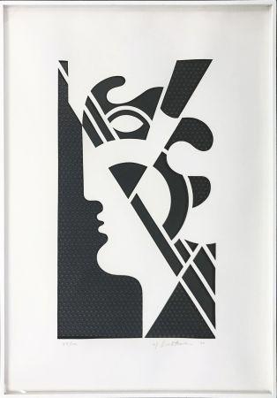 Multiple Lichtenstein - MODERN HEAD #5