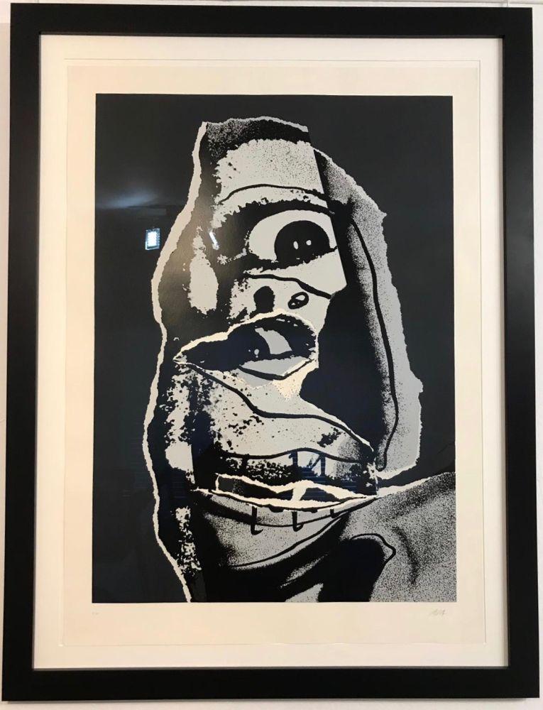 Lithograph Saura - Moi