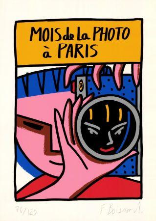 Screenprint Boisrond - Mois de la photo à Paris