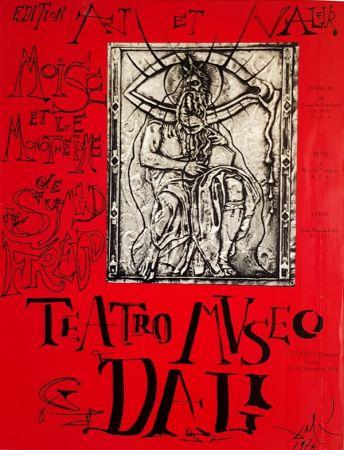 No Technical Dali - Moise et le Monotheisme de Sygmund Freud
