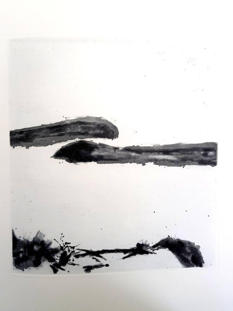 Lithograph Zao - Moments