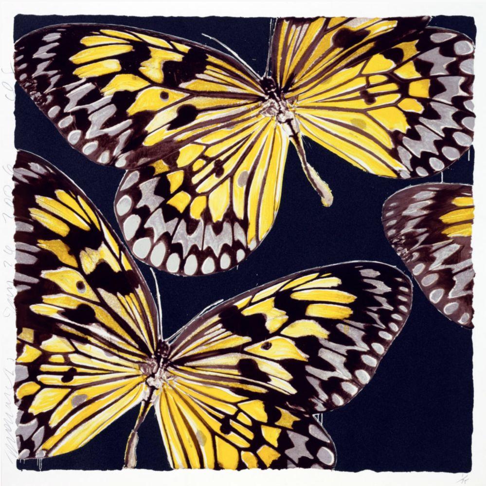 Screenprint Sultan - Monarchs