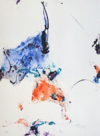 Lithograph En Joong - Monde imaginaire VI