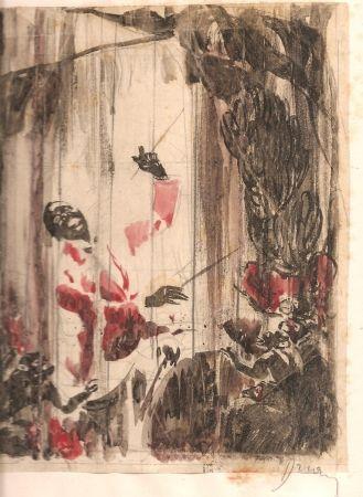 Illustrated Book Drian - Monsieur de Bougrelon