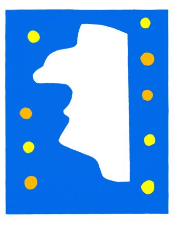 Lithograph Matisse - Monsieur Loyal