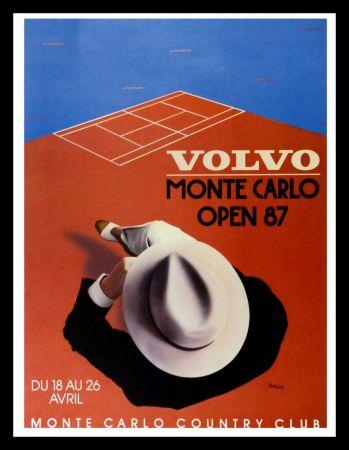 Poster Razzia - MONTE CARLO COUNTRY CLUB