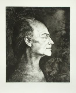 Etching And Aquatint Ciry - MONTHERLANT