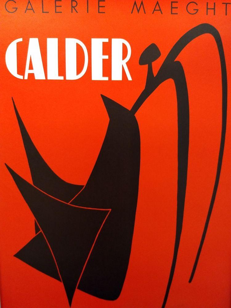 Poster Calder - Mourlot