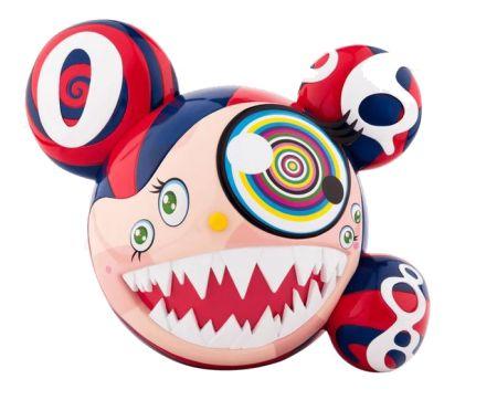 No Technical Murakami - Mr Dob (Red/Blue)