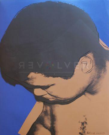 Screenprint Warhol - Muhammad Ali (Fs Ii.180)
