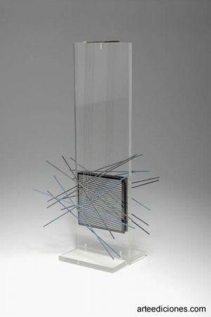 Multiple Soto - Multiple III (Esculturas de la serie JAI-ALAI )