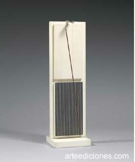 Multiple Soto - Multiple IV (Esculturas de la serie JAI-ALAI)