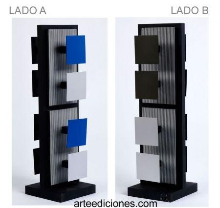 Multiple Soto - Multiple V (Esculturas de la serie JAI-ALAI)