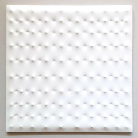 Multiple Castellani - Multiplo in PVC bianco