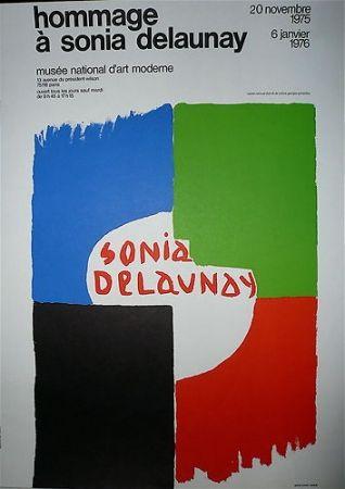 Poster Delaunay - Musée d'art moderne